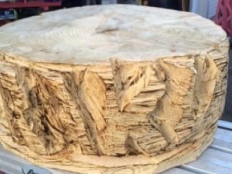 三重県 伊勢市 チェンソーを使って本格的な木工作品作り体験 ☆ 18才から参加可能 ♪