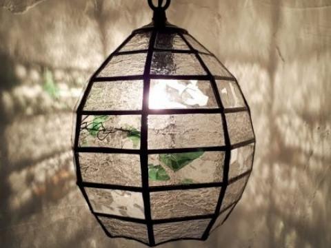 愛知県 名古屋市【ステンドグラス体験】☆ レゴランドの横!世界で一つだけのステンドグラスランプを作ろう!