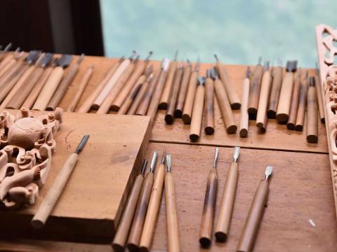 滋賀県 米原市 【工芸体験】 お子様でも楽しめる! ☆ つみきデコレーション体験