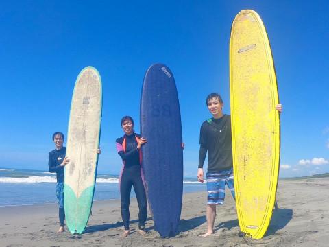 静岡県 湖西市 サーフィン体験 ☆ NSA3級公認 現役サーフィンインストラクターが安心・安全にお教えします♪