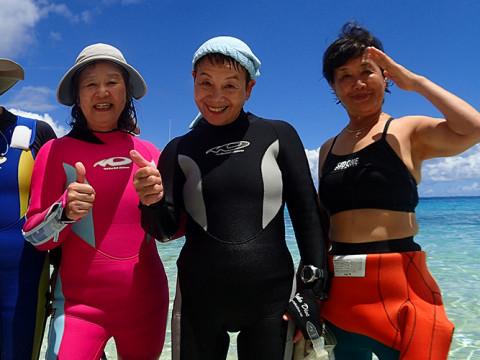 大阪府 東大阪市 【ダイビングライセンス取得】 50歳以上限定・お一人様から ☆ 安心・安全にじっくり学び、健康にも良いダイビングを新しい趣味にしませんか?