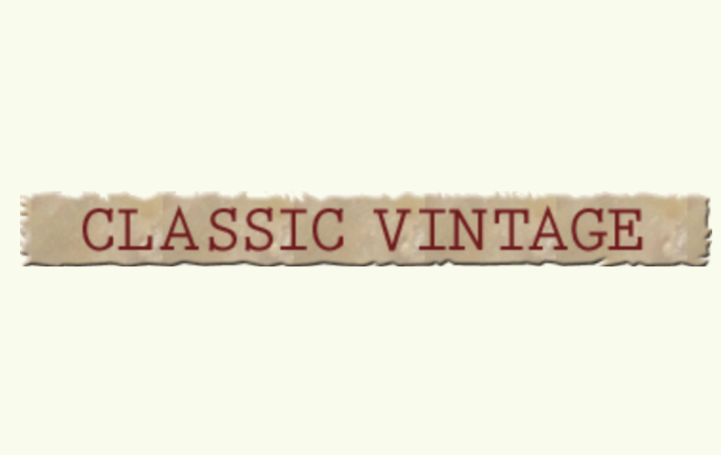 CLASSIC VINTAGE(クラシック ヴィンテージ)