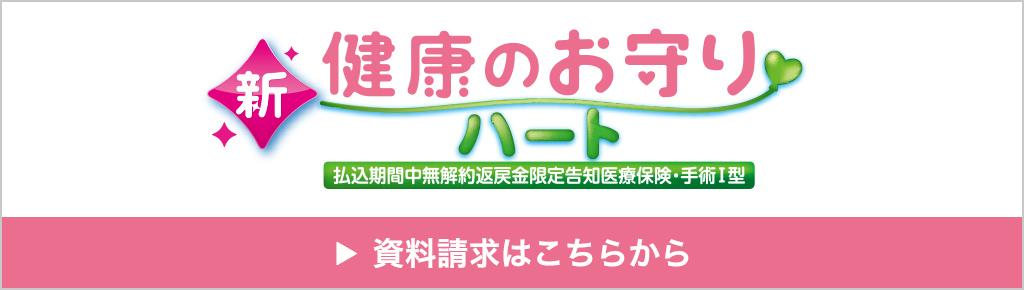 【17】バナー資料請求_新・健康のお守りハート