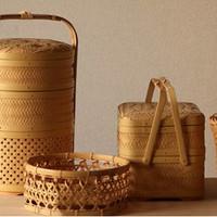 エコで安価な鉢カバー竹バスケットのメリットと観葉植物コラボ3選