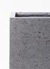 鉢カバー  キューブ ラテルストーン 10号鉢用 #KONTON FS-L02H40N 2枚目