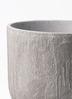 鉢カバー バル ユーポット  8号鉢用 アンティークセメント #KONTON VL-U01C35E 2枚目