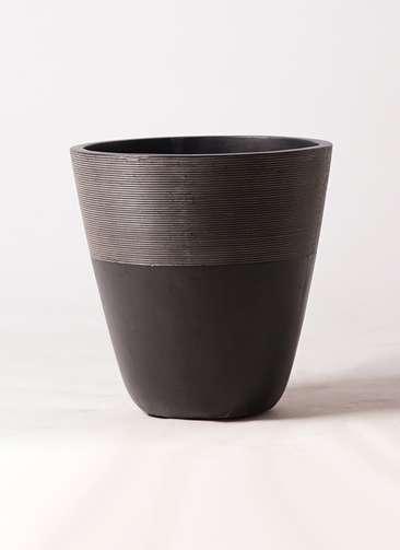 鉢カバー ジュピター 8号鉢用 黒