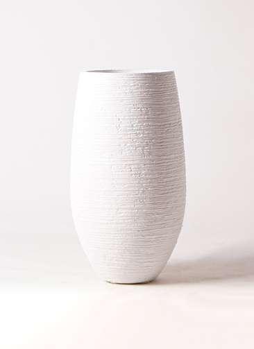 鉢カバー フォンティーヌトール 8号鉢用 白