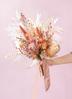 ドライフラワー 花束 ピンク L 2枚目