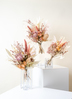 ドライフラワー 花束 ピンク L 4枚目