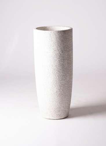 鉢カバー Eco Stone(エコストーン) トールタイプ8号鉢用 white