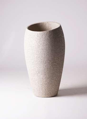 鉢カバー Eco Stone(エコストーン)トールタイプ8号鉢用 Light Gray