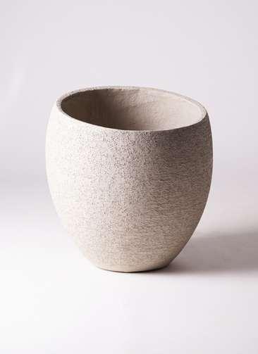 鉢カバー Eco Stone(エコストーン) 10号鉢用 Light Gray