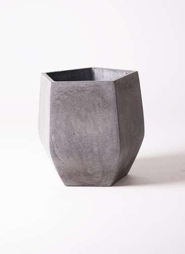 鉢カバー FiberCray(ファイバークレイ) 8号鉢用 Gray