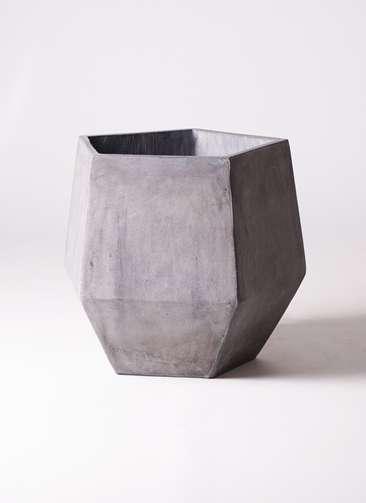 鉢カバー FiberCray(ファイバークレイ) 10号鉢用 Gray