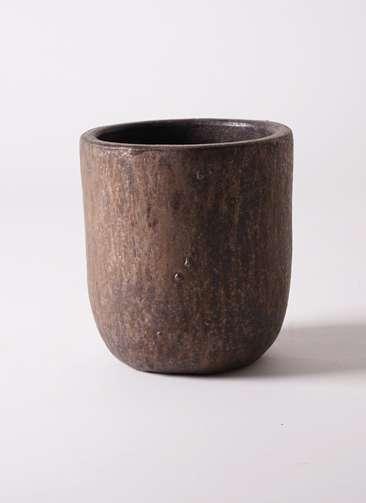 鉢カバー ビトロ ウーヌム 6号鉢用 コッパー釉