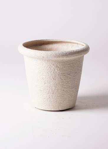 鉢カバー ビアスリムス 8号鉢用 白