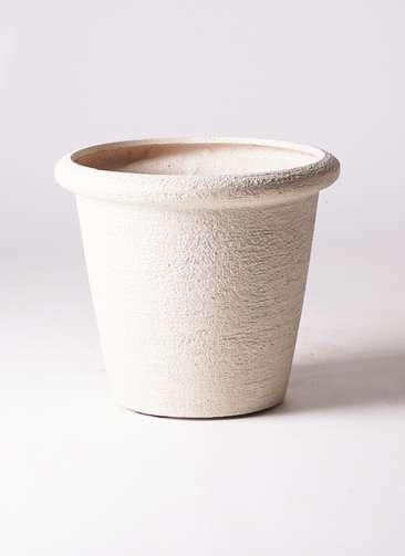鉢カバー ビアスリムス 10号鉢用 白