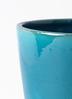 鉢カバー ベラ 5号鉢用 ブルー #ミュールミル CH-035DB 2枚目