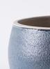 鉢カバー  Indigo Pot (インディゴポット) 5号鉢用 ブルー #stem C7315 2枚目