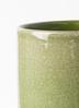 鉢カバー  カームシリンダー 4号鉢用 Green #GREENPOT HO-702-1GN 2枚目