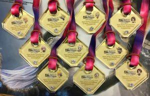 『Tour』優勝者に進呈される記念品メダルです。