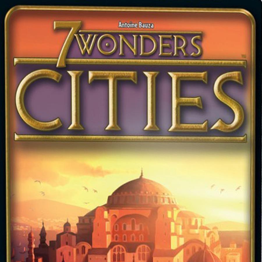 世界の七不思議:都市/CITIES