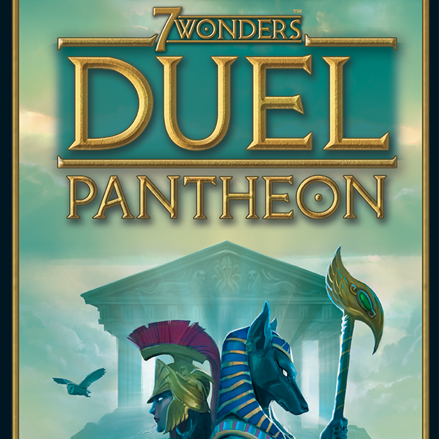世界の七不思議:デュエル/DUEL パンテオン