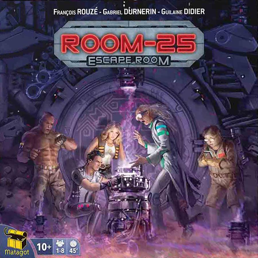 ルーム25:エスケープルーム