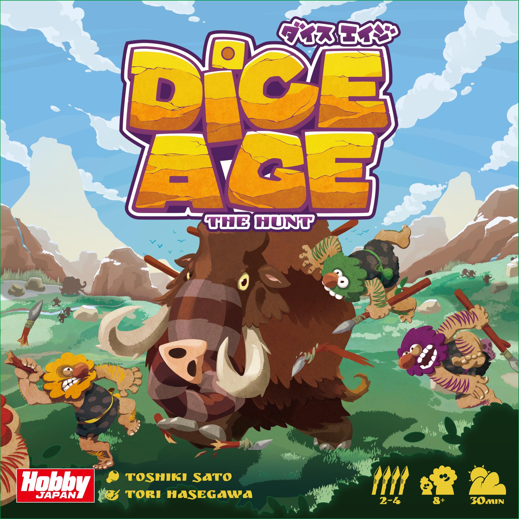ダイスエイジ/ Dice Age : The Hunt