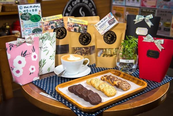 博愛Café自家製曲奇禮品包優惠