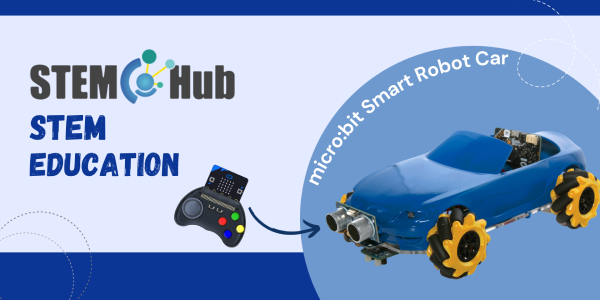 擁有智能循線、避障、360度旋轉等功能的智能小車