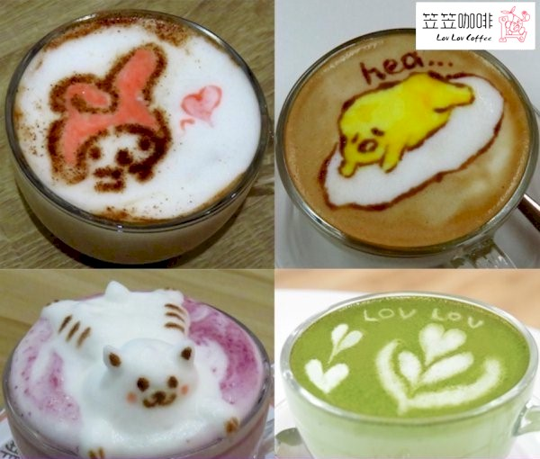 Latte Art Workshop and Course offers