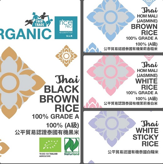 Promotion on Fair Trade and Organic Thai Rice