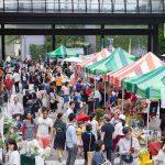 """都市型マルシェの先駆け——ヒルズマルシェで10周年記念""""大収穫祭""""を開催"""