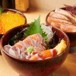ガッツリ食べても太らない。ヘルシーな海鮮丼