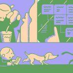 四コマ漫画を描くぞ!!——飯川雄大(アーティスト)【おうちでワークショップ】07