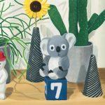 大好きなおもちゃで静物画を描こう——今井 麗(画家)【おうちでワークショップ】05