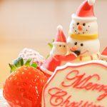 今年はショートサイズで聖夜の祝いを! 美しい、風雅なクリスマスケーキ