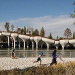 ついに完成したハドソン河の水上公園、リトルアイランド。一体何が、地元民の心をつかむのか?