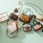素敵素材のバッグたち——地曳いく子のおしゃれメソッド51