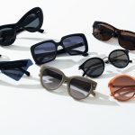夏は個性派ぞろいのサングラスで——地曳いく子のおしゃれメソッド52