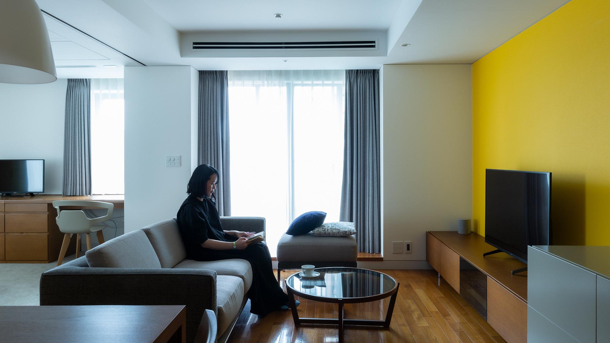 都心の真ん中で静寂と緑を満喫する——六本木ヒルズ サービスアパートメント体験リポート②