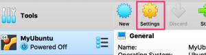 VirtualBoxでVMの動作が軽くなるようにチューニング1