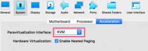 VirtualBoxでVMの動作が軽くなるようにチューニング3