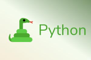 Python関連記事用のアイキャッチ画像