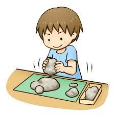 粘土遊びの大切さ