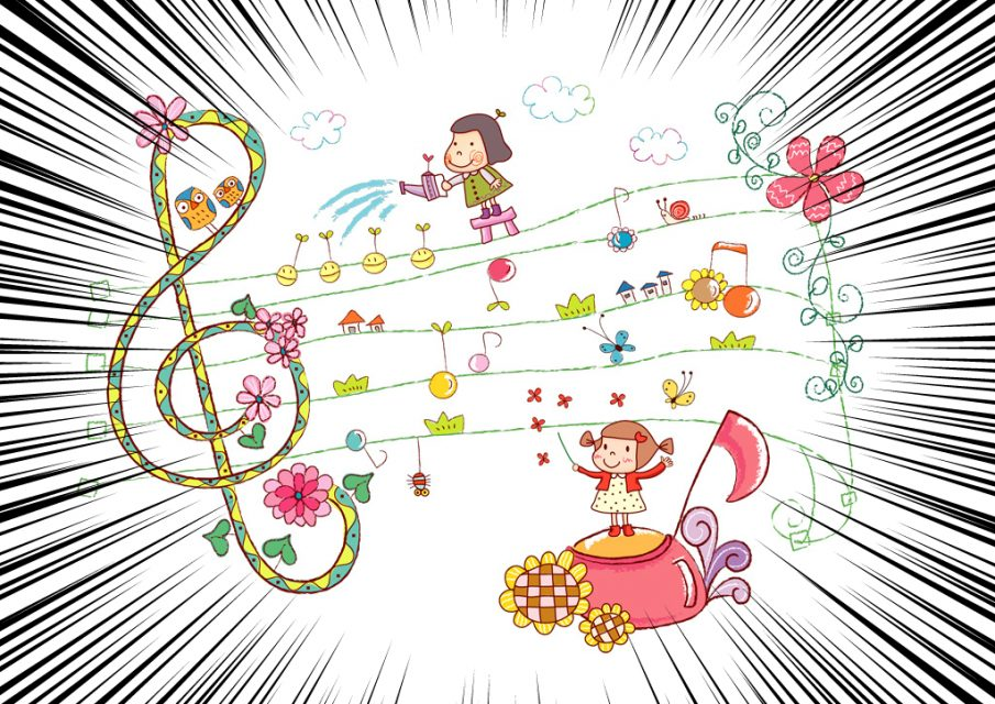 保育士の音楽技能