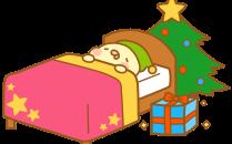 ファインコ季節モノ03_子どもとプレゼント