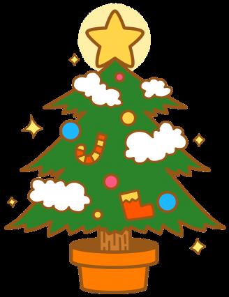 季節01_クリスマスツリー